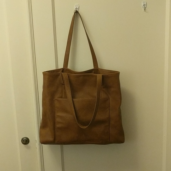 Forever 21 Handbags - Forever 21 Brown Tote